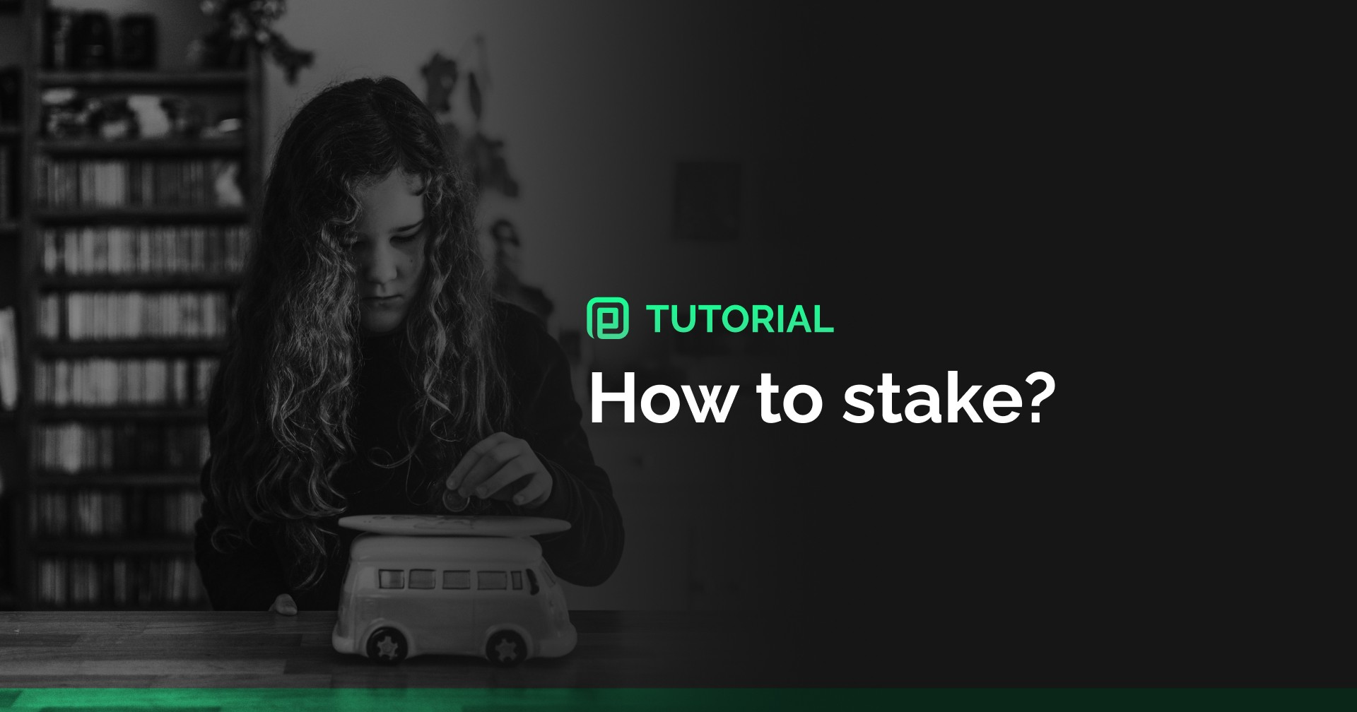 How to Stake
